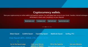 Скрипт шаблон Free Crypto Coins